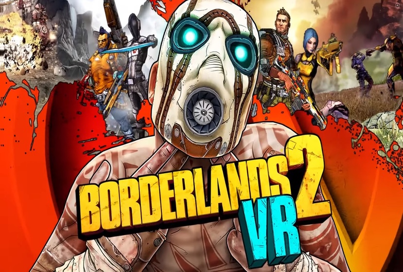 Borderlands 2 VR Repack-Games