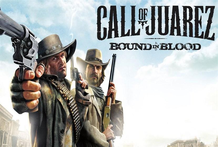 Call of Juarez: Bound in Blood Repack-Games