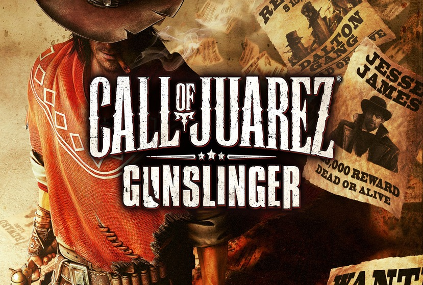 Call of Juarez: Gunslinger Repack-Games