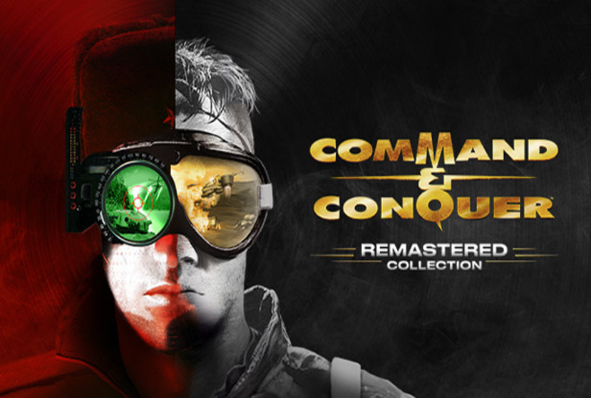 Command & Conquer Remastered Collection Repack-Games