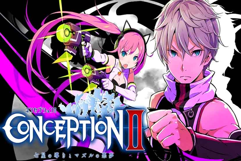 Conception II Children of the Seven Stars Free Download Torrent Repack-Games