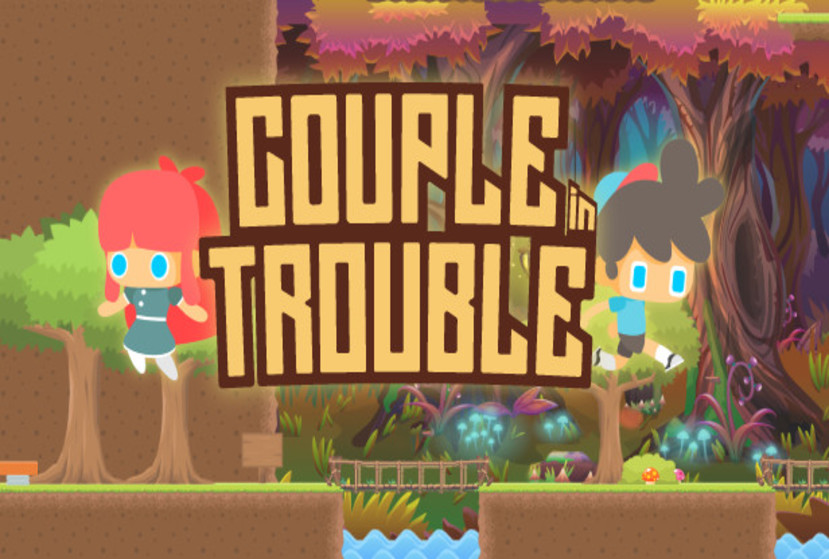 Couple in Trouble Repack-Games