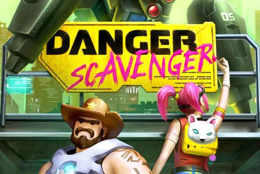 Danger Scavenger Free Download Torrent Repack-Games