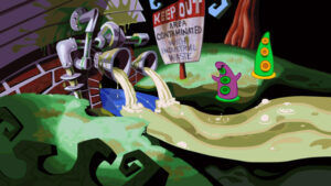 Day of the Tentacle Remastered Free Download Crack Repack-Games