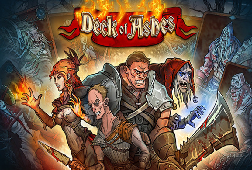 Deck of Ashes Repack-Games