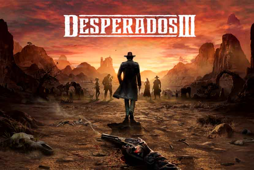 Desperados III Free Download Torrent Repack-Games