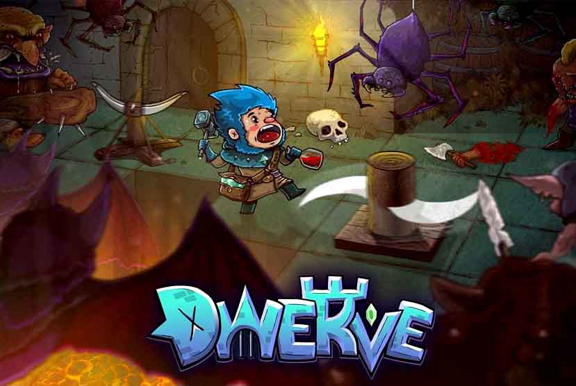 Dwerve Free Download Torrent Repack-Games