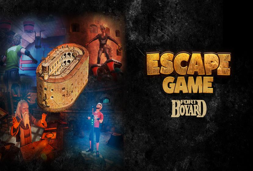 Escape Game Fort Boyard Repack-Games