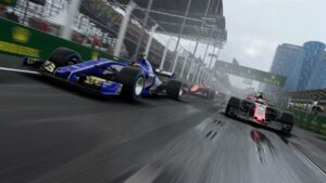 F1 2017 Free Download Repack-Games