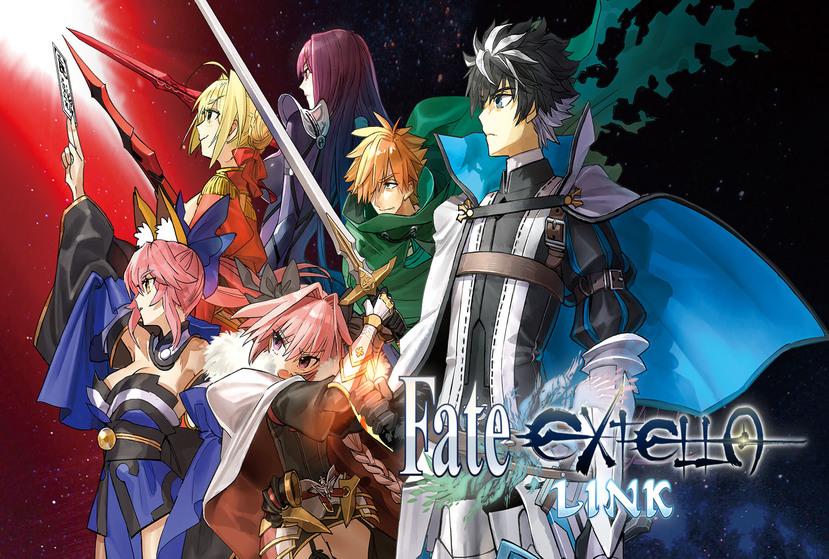 Fate/EXTELLA LINK Repack-Games