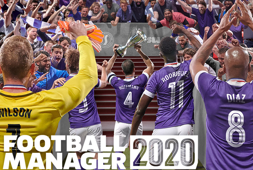 Football Manager 2020 Repack-Games