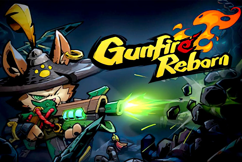 Gunfire Reborn Free Download Torrent Repack-Games