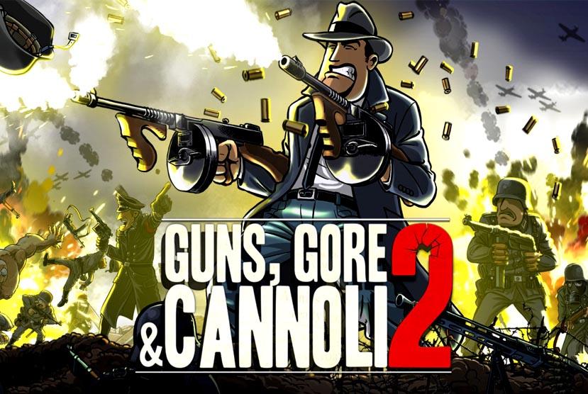 Guns, Gore and Cannoli 2 Free Download Torrent Repack-Games