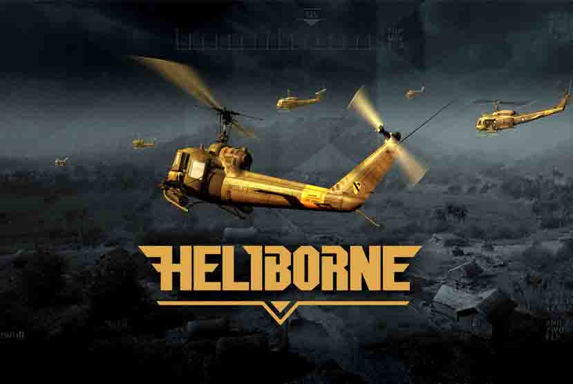 Heliborne Free Download Torrent Repack-Games