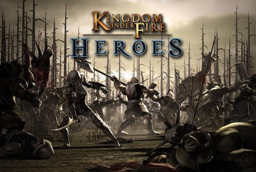 Kingdom Under Fire: Heroes Repack-Games