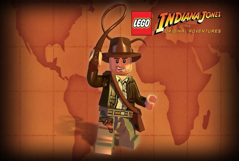 LEGO Indiana Jones: The Original Adventures Repack-Games