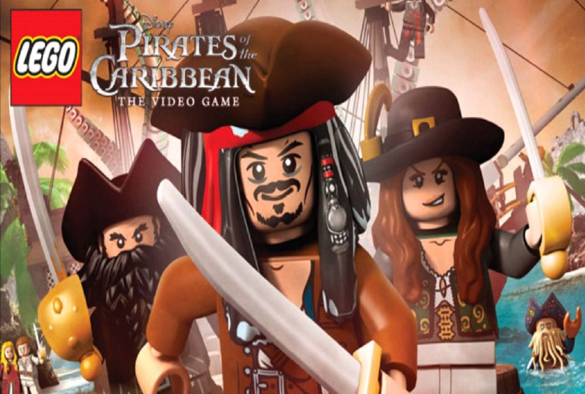 LEGO Pirates of the Caribbean Repack-Games