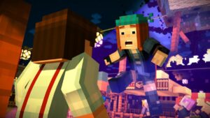 Minecraft: Story Mode Season One Free Download Repack-Games
