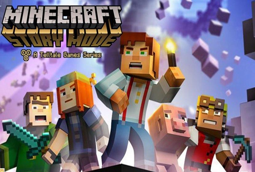 Minecraft: Story Mode Season One Repack-Games