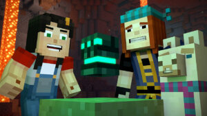 Minecraft: Story Mode Season Two Free Download Repack-Games