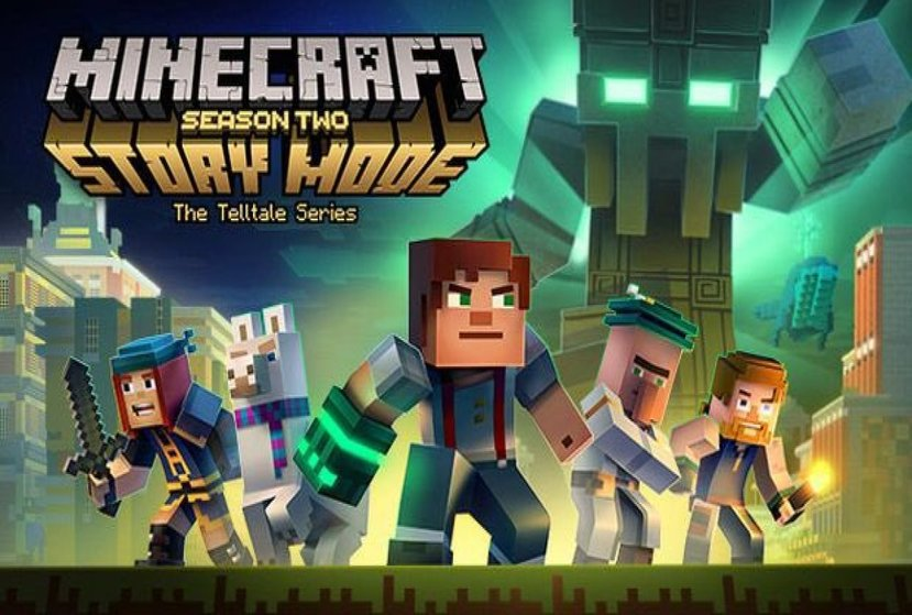Minecraft: Story Mode Season Two Repack-Games