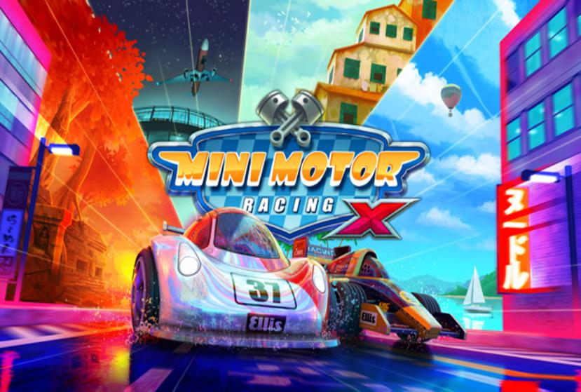 Mini Motor Racing X Repack-Games