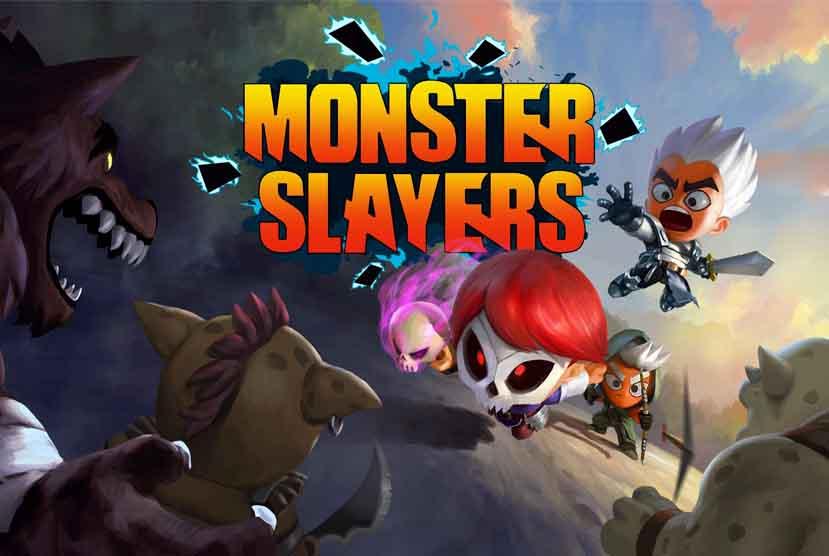 Monster Slayers Free Download Torrent Repack-Games