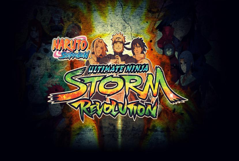 NARUTO SHIPPUDEN: Ultimate Ninja STORM Revolution Repack-Games