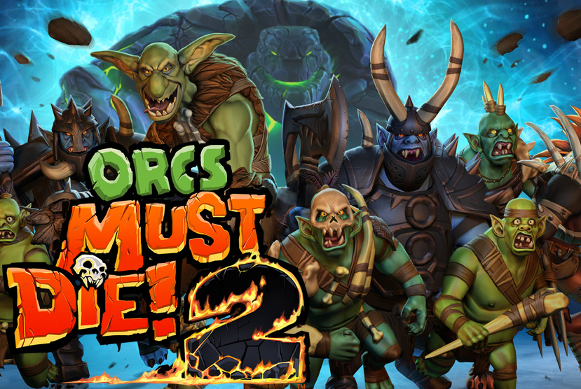 Orcs-Must-Die!2 FREE PC