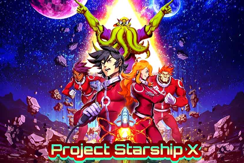 Project Starship X Free Download Torrent Repack-Games