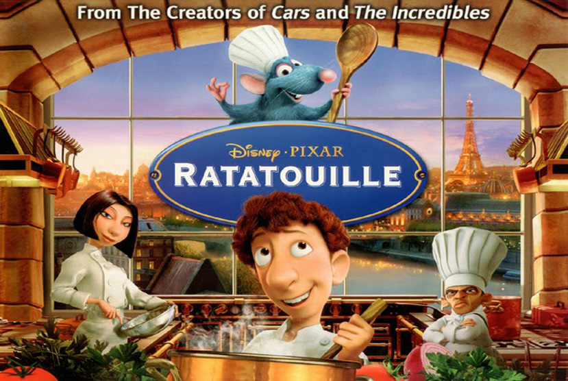 Ratatouille PC Game FREE