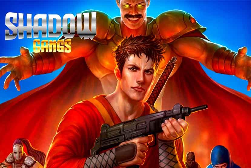 Shadow Gangs Free Download Torrent Repack-Games