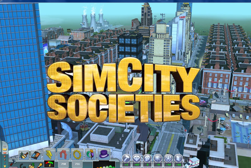 SimCity Societies Deluxe Edition Repack-Games