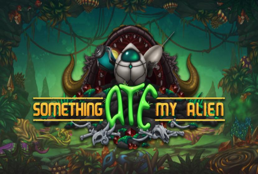 Something Ate My Alien Repack-Games