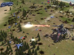 Supreme Commander Forged Alliance Free Download Repack-Games