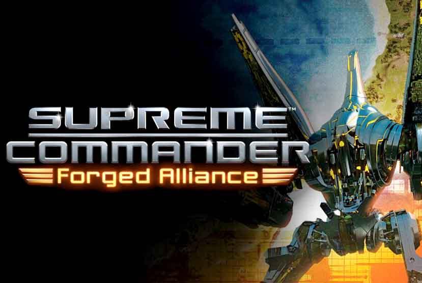 Supreme Commander Forged Alliance Free Download Torrent Repack-Games