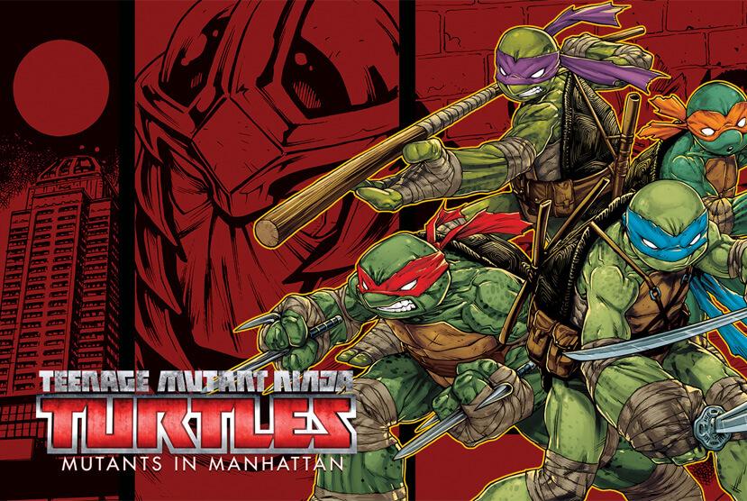 Teenage Mutant Ninja Turtles - Mutants In Manhattan FREE