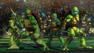 Teenage Mutant Ninja Turtles - Mutants In Manhattan Repack-Games