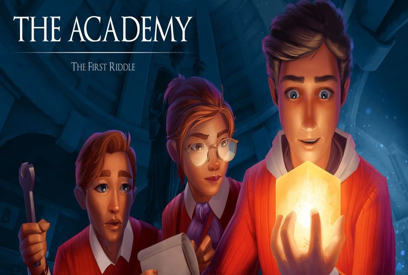 The Academy: The First Riddle Repack-Games