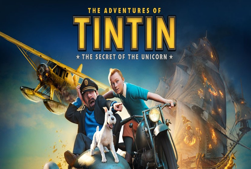 The Adventures of Tintin: The Secret of the Unicorn Repack-Games