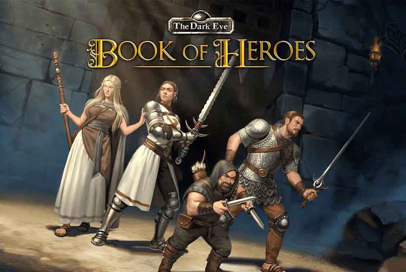 The Dark Eye Book of Heroes Free Download Torrent Repack-Games