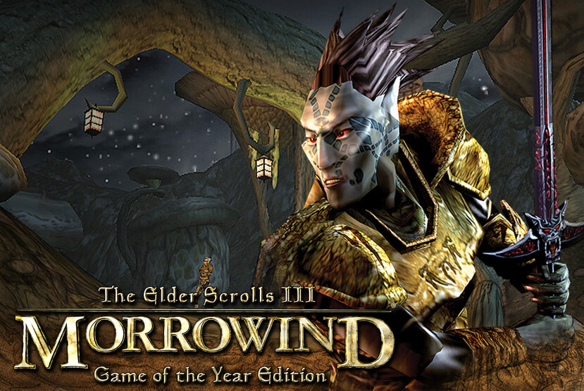 The Elder Scrolls III Morrowind FREE Repack-Games