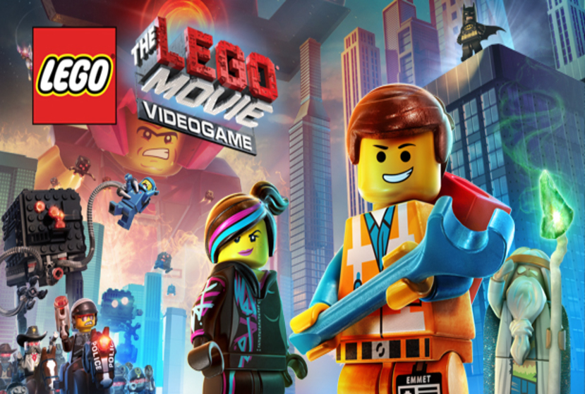 The LEGO Movie - Videogame Repack-Games