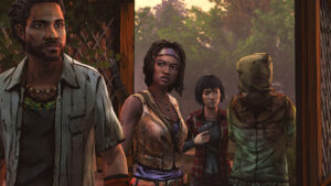 The Walking Dead: Michonne Free Download Repack-Games