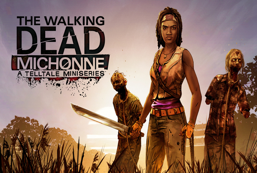 The Walking Dead: Michonne Repack-Games