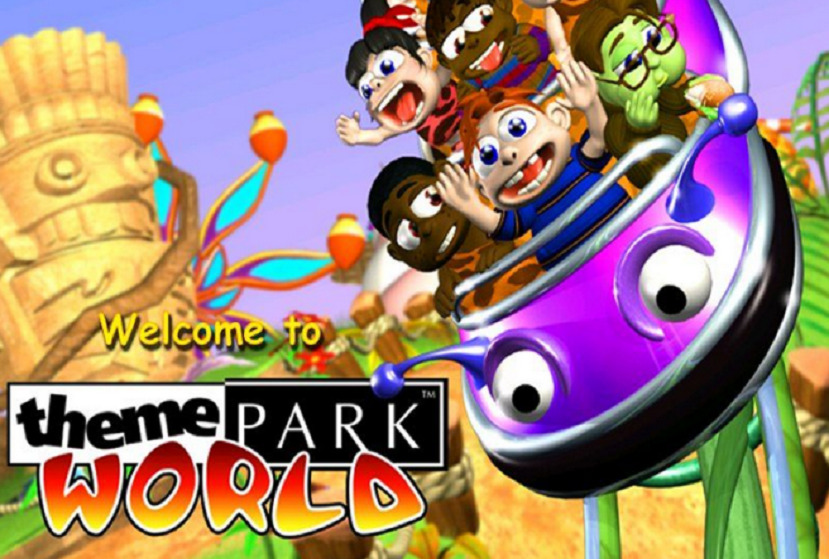 Theme Park World Repack-Games