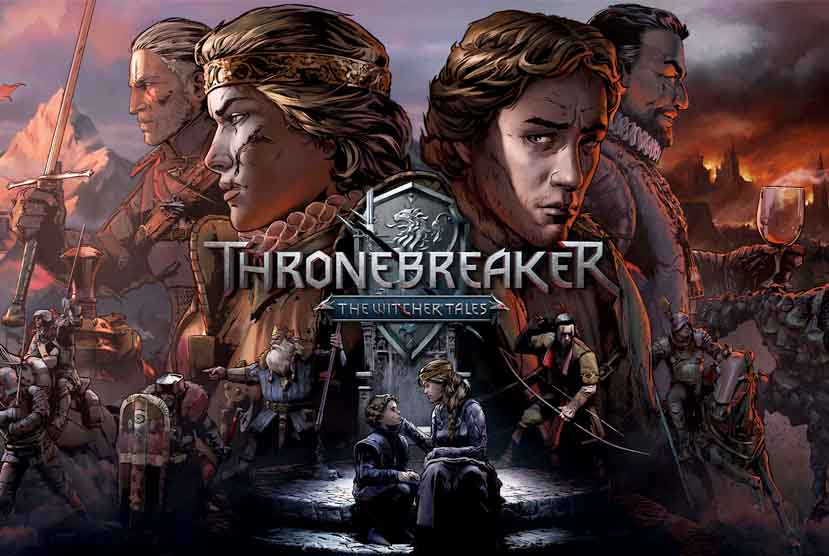 Thronebreaker The Witcher Tales Free Download Torrent Repack-Games