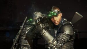 Tom Clancy's Splinter Cell Double Agent Repack-Games
