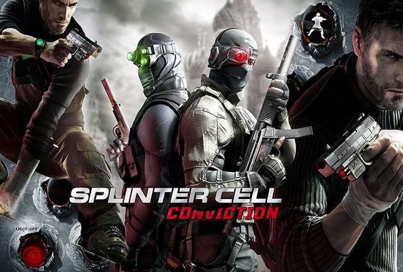 Tom Clancy's Splinter Cell Conviction Repack-Games