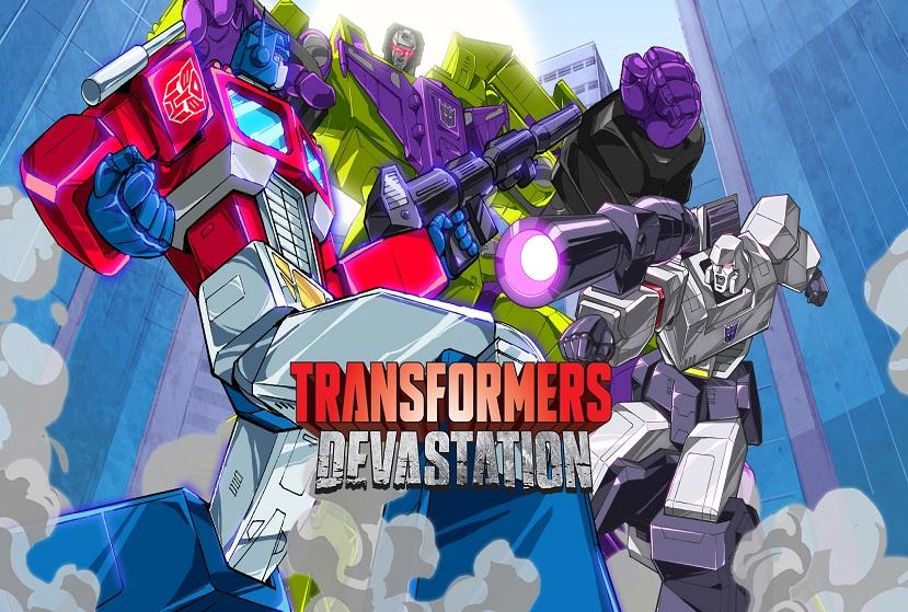 Transformers Devastation Repack-Games